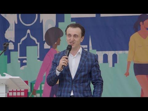 2019 05 20 Сменовцы встретились с актером театра, чемпионом Высшей лиги МС КВН в составе команды «Сб