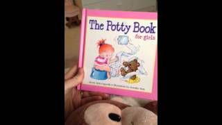 Sarah potty book