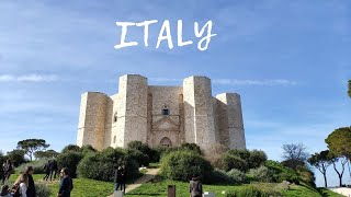 CASTEL DEL MONTE - Place to visit in Italy / Travel Video