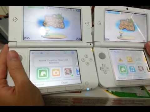Double unboxing of animal crossing new leaf 3ds xl bundle - Animal crossing new leaf consoles ...