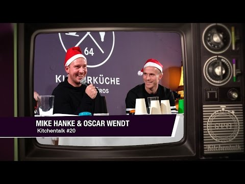 Justin Bieber Fieber bei Borussia - Mike Hanke und Oscar Wendt - KT #20