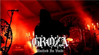 GROZA - Unified In Void (Live at Hammerfest 2019)