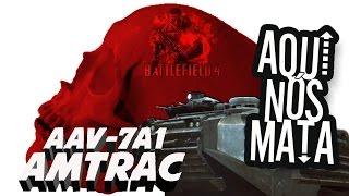 Battlefield 4 - Série Veículos- AAV-7A1 AMTRAC (60FPS)