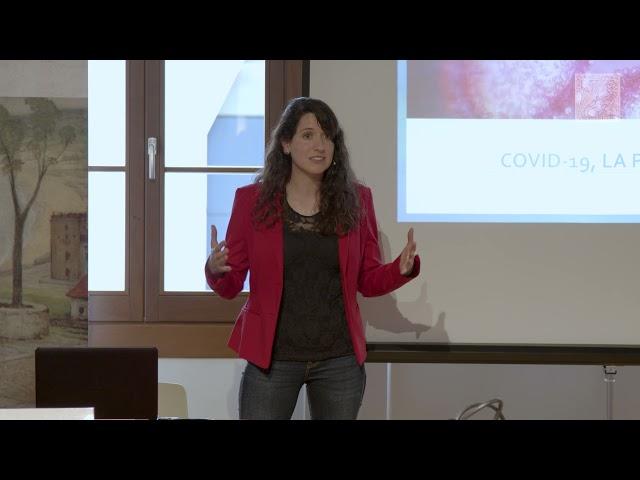 Pandemias: Desde el Ébola hasta COVID-19. Raquel Medialdea Carrera | Ciclo 'Infecciones Víricas'