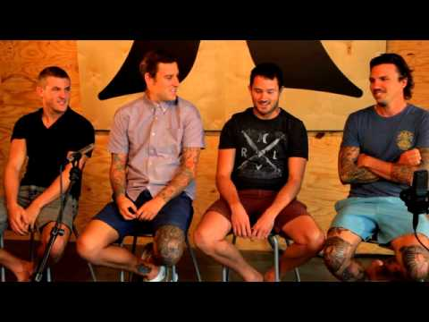 GET TO KNOW PARKWAY DRIVE