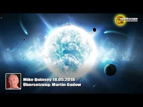 Mike Quinsey – 18.05.2018 (Deutsche Fassung)