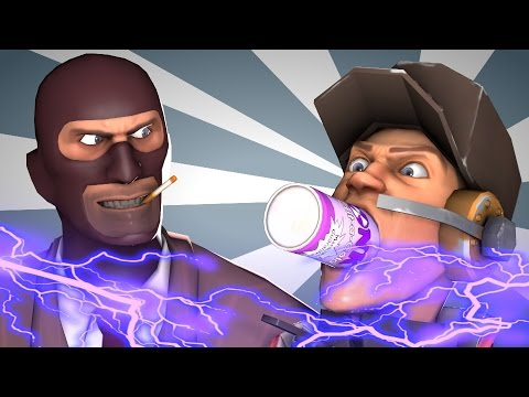 TF2 - The Infinite Refills Scout!