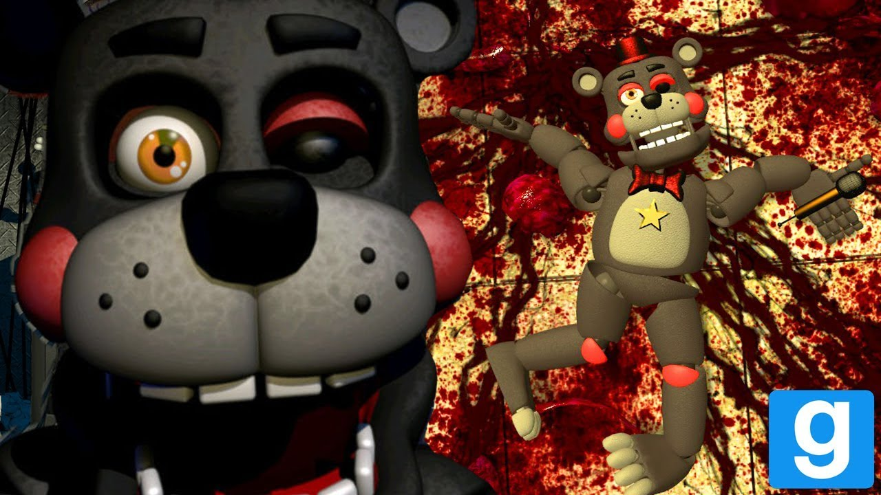 Five nights at freddys gmod download