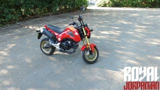 4 Years with the Honda MSX 125/Grom, final thoughts