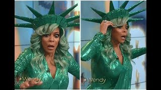 Wendy Williams faints on live TV during her Halloween special 👀
