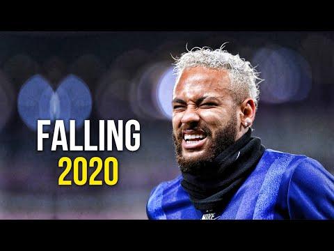 Neymar Jr ► Trevor Daniel - Falling  ● Skills & Goals 2019/20 | HD