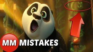 10 Hidden MISTAKES You Missed In Kung Fu Panda 3  | Kung Fu Panda 3 Movie