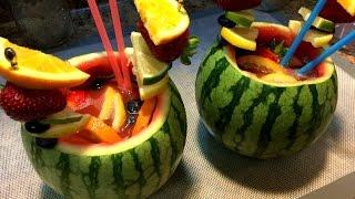 Vodka Watermelon Sangria! Levelup Gaming! Feat Vitamix 7500!