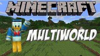 minecraft Plugins ITA  Multiworld