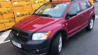 Мой красавец - Dodge Caliber 2009