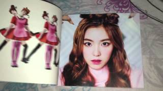 [Unboxing]Red Velvet The Red album