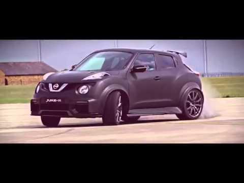 Nissan Juke-R 700hp - YouTube
