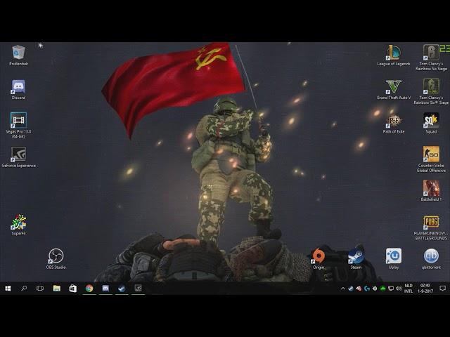 tachanka background + song