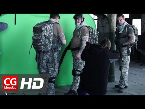 "CGI VFX Breakdown HD ""Making of Zombie Gunship Survival"" by Realtimeuk | CGMeetup"