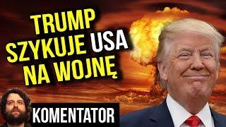 Trump Przygotowuje USA na Wojnę z Rosją i Chinami? Ogromne Pieniądze na Wojsko - Analiza Komentator