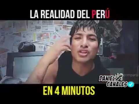 La realidad del Peru   carlos_gamerOMG