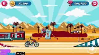 Evel Knievel - Barnstorm Games Chapter 1-2