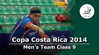 Copa Costa Rica 2014 BRA-BRA2 vs CRC-CRC Group A, 3-1 (TM9)