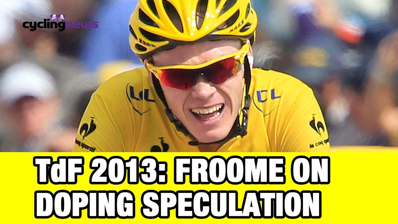tour de france 2013  chris froome on doping and winning on