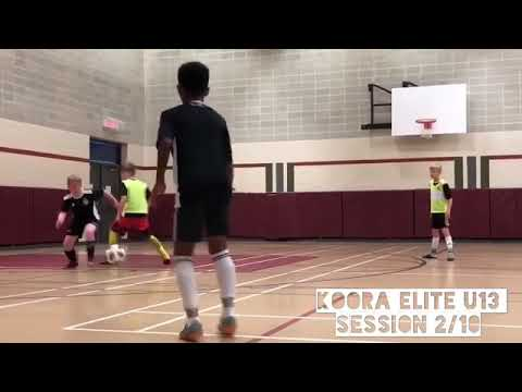 Koora Elite Soccer Camp - U13 , Session 2/10