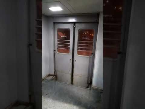 Электричка Кинель-Безенчук утро