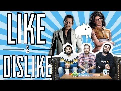 LIKE & DISLIKE: Judgment, Baba is You, PS Now, Devil May Cry 5, The Division 2...