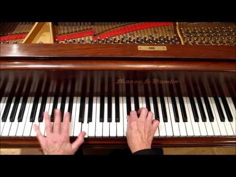 "The Brazilian Beat, ""The Girl From Ipanema"", Bossa Nova Piano Tutorial"