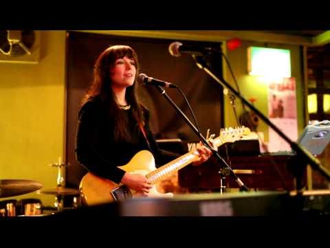 Blue Roses - Rebecca (live at Manchester Fallowfield Trof, 29th Nov 2010)