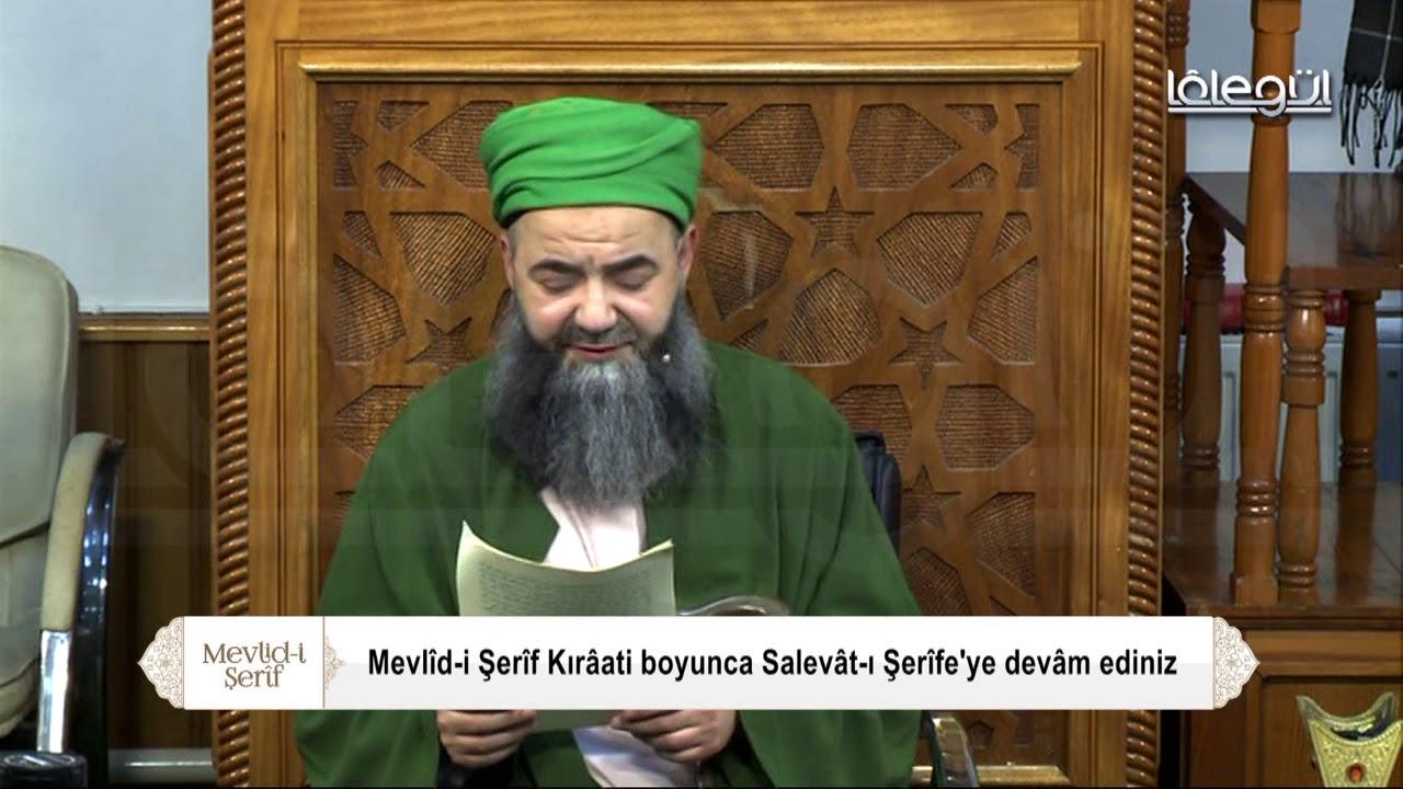 19 Kasım 2018 Tarihli Mevlid-i Şerif Sohbeti - Cübbeli Ahmet Hocaefendi Lâlegül TV