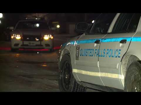 Olmsted falls police investigating homicide