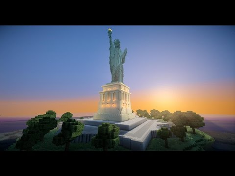 Minecraft PS4 City Building New York