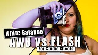 White Balance in the studio [V…