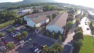 Pennsylvania College of Technology Aerial Flyover