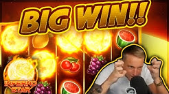 BIG WIN!!! Inferno Star BIG WIN - Casino Games from CasinoDaddy (Gambling)