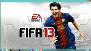 Fifa 13 - Crash Dump Fix