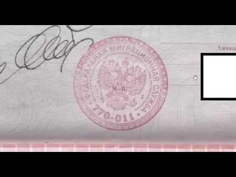 Тайны паспорта РФ  Чего не знают граждане РФ