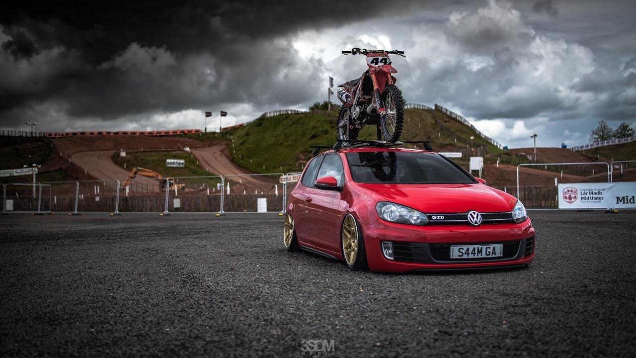 VW Mk6 GTD | 3SDM Alloy Wheels
