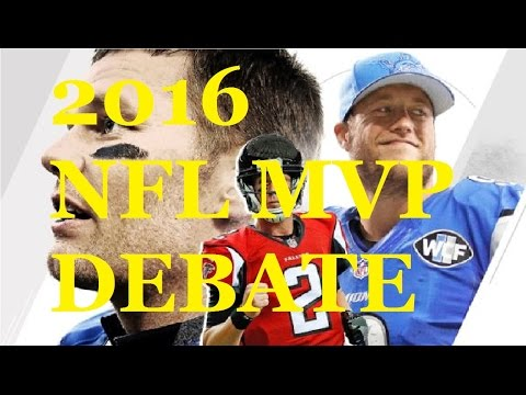 2016 NFL MVP AWARD - STATS and DEBATE