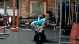 Sherwood Park Personal Trainer Shows How To Deadlift Properly