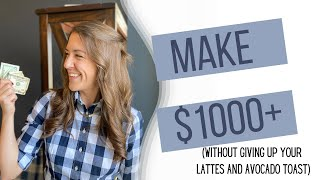 Make $1000+ extra  | Money mindset makeover for musicians! | Music career success