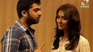 Its hard to act with Simbu - Manjima Mohan |  Achcham Enbadhu Madamaiyada