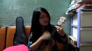 Kaze Ni Karu ( Become The Wind ) by Tsuji Ayano - Ukulele very simple cover :))