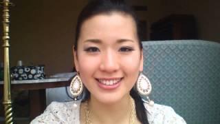 ミスユニバース徳島 竹本美咲と申します。 2/17にMEGWINさんに弟子入り...