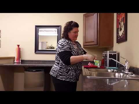 Caring Carrie: Denture Care
