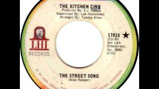 KITCHEN CINQ-WHEN THE RAINBOW DISAPPEARS